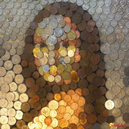 Foto divertente: Money Lisa